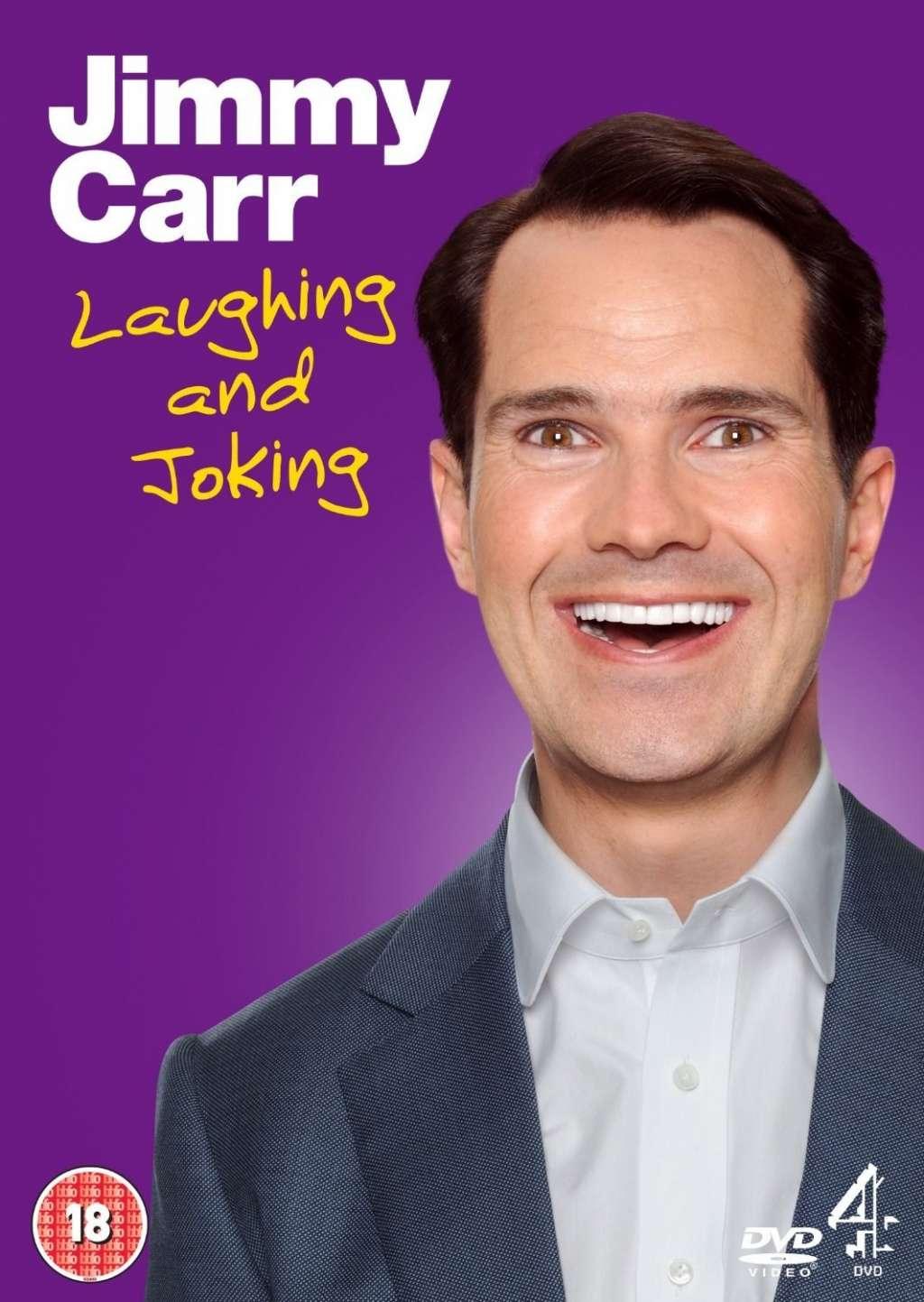Jimmy Carr: Laughing and Joking kapak