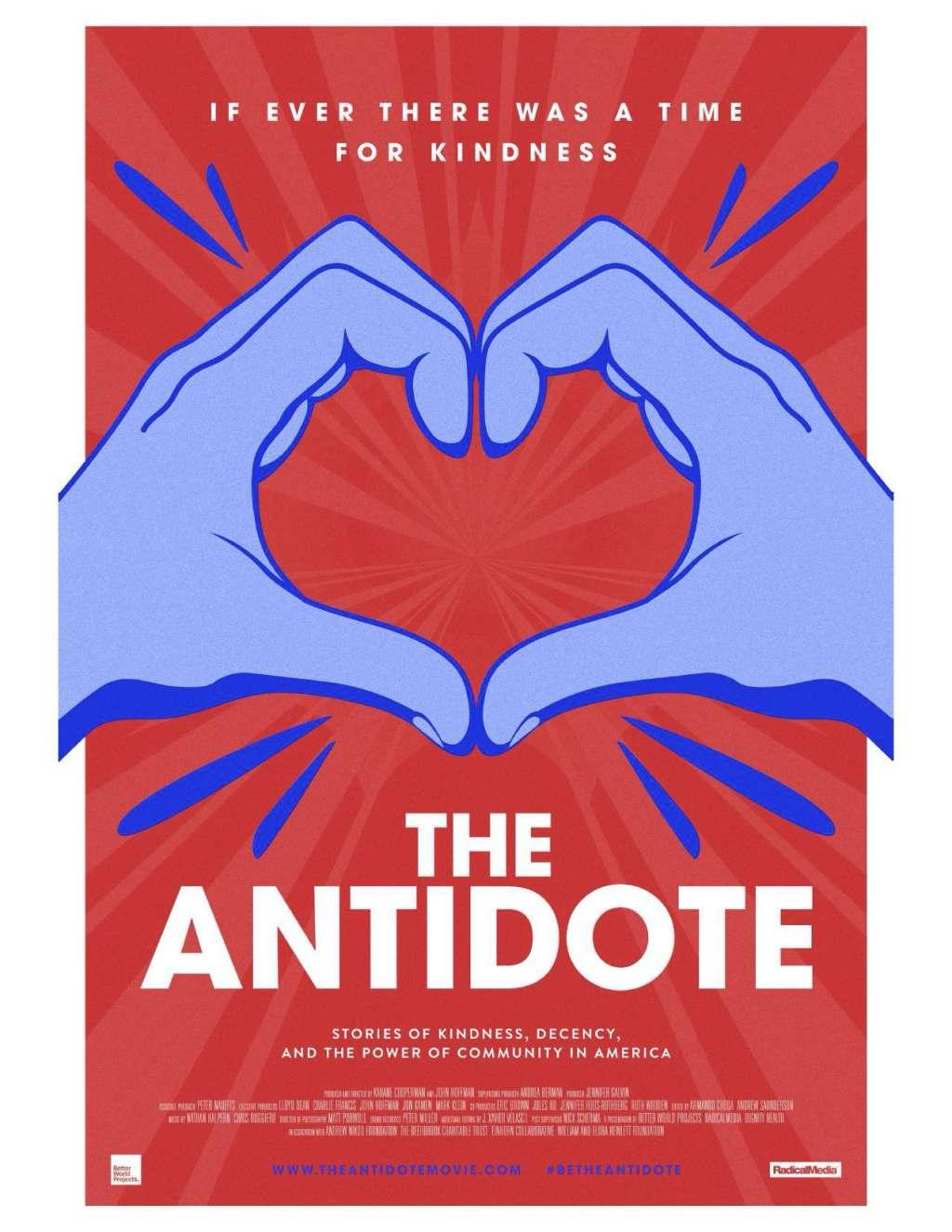 The Antidote kapak
