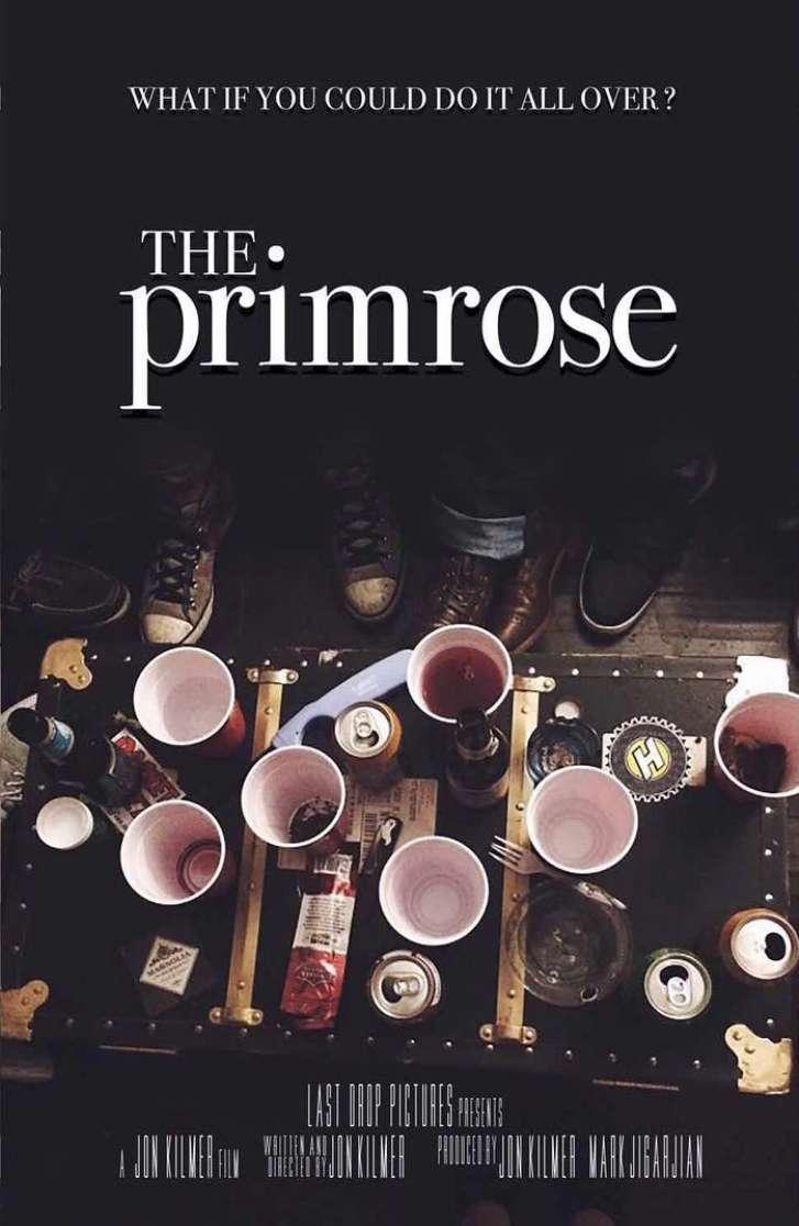 The Primrose kapak