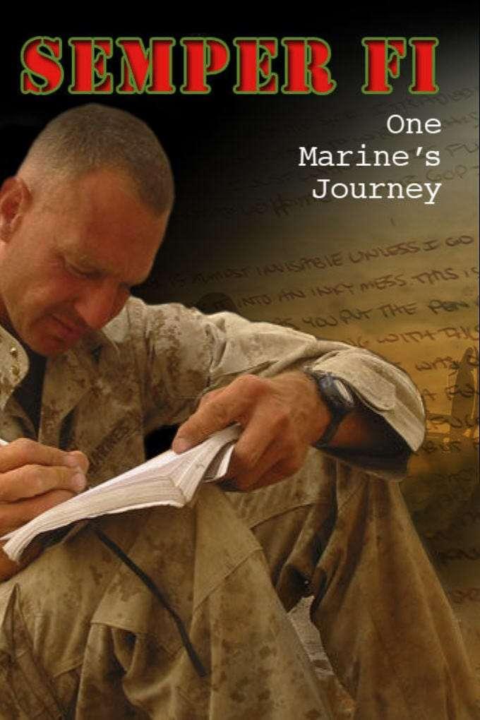Semper Fi: One Marine's Journey kapak