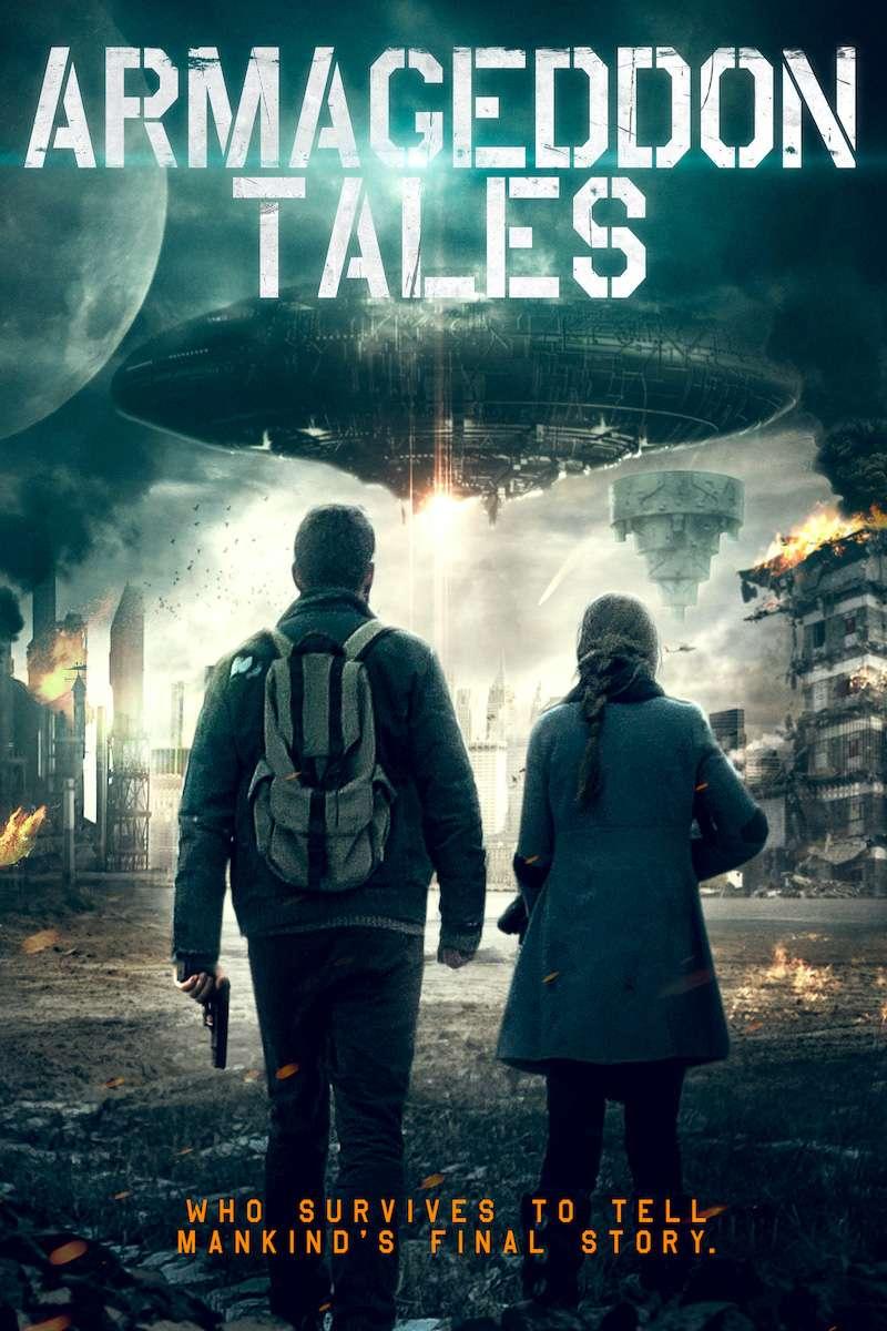 Armageddon Tales kapak