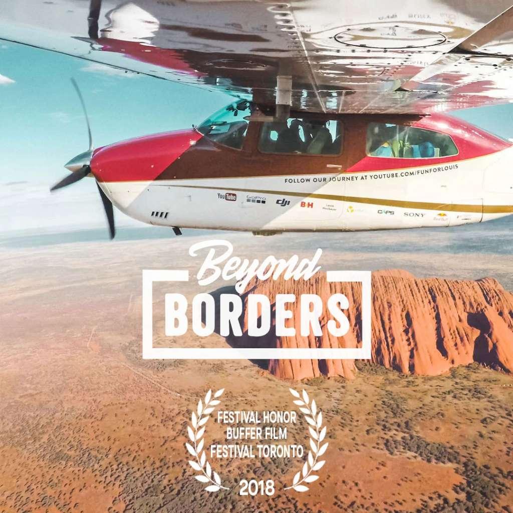 Beyond Borders kapak