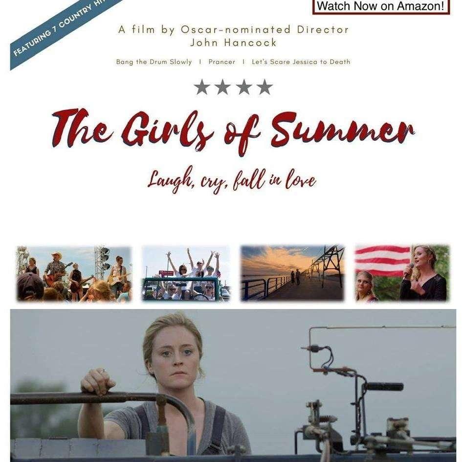 The Girls of Summer kapak