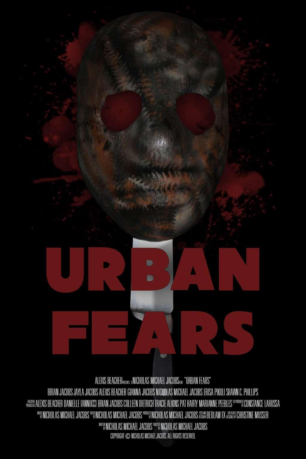 Urban Fears kapak