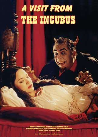 A Visit from the Incubus kapak