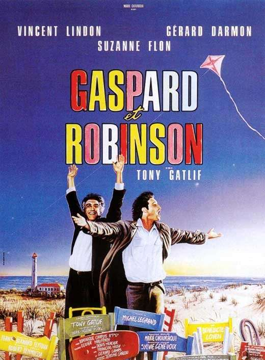 Gaspard et Robinson kapak