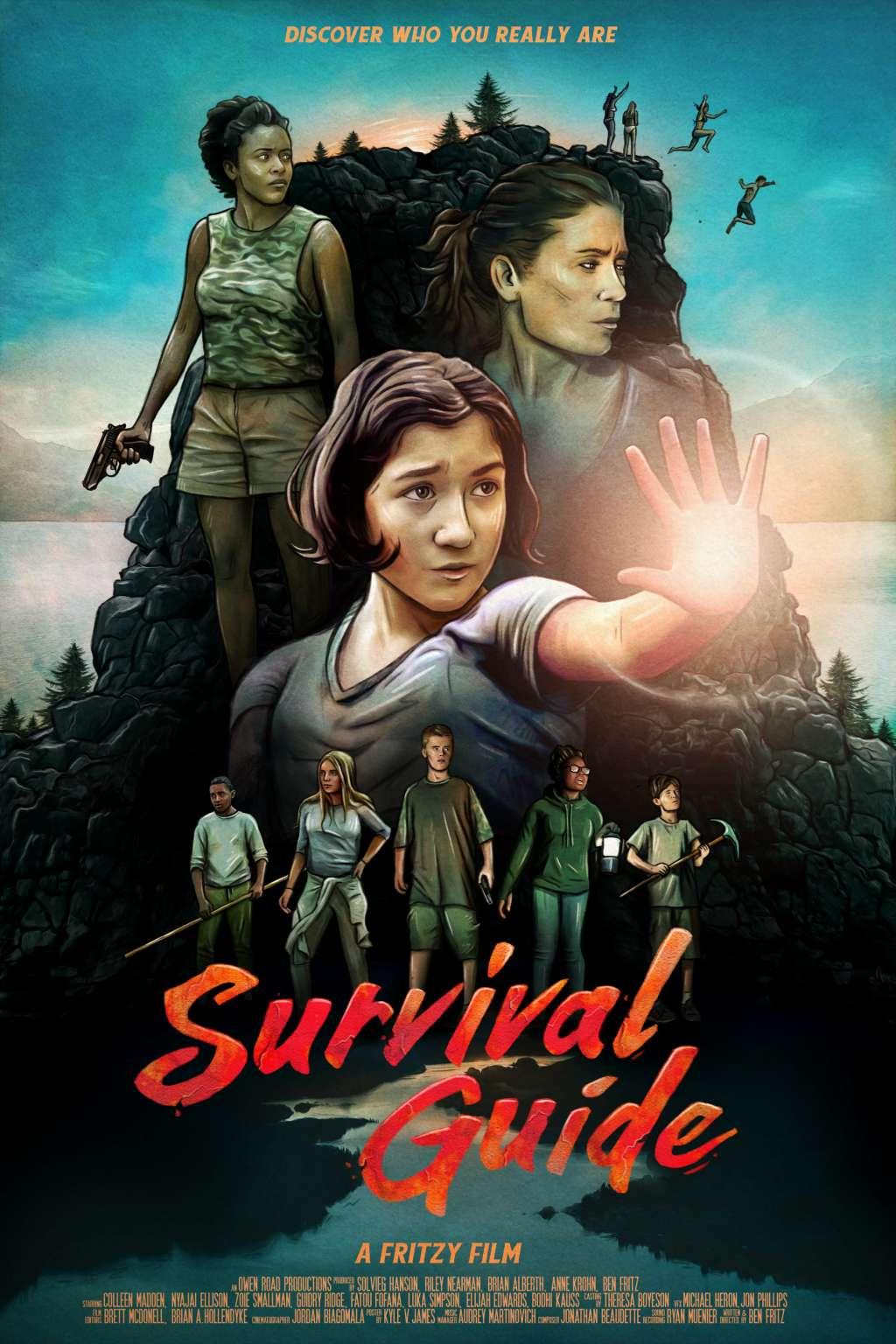 Survival Guide kapak