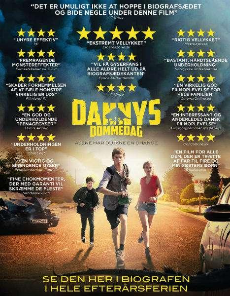 Danny's Doomsday kapak