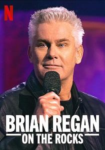 Brian Regan: On the Rocks kapak