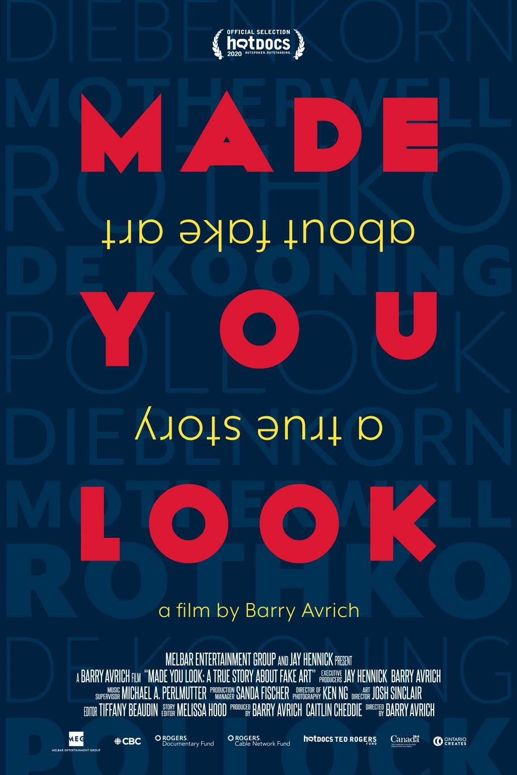 Made You Look: A True Story About Fake Art kapak
