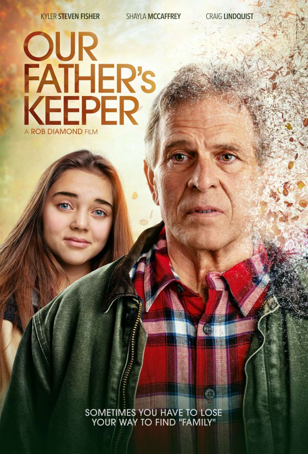 Our Father's Keeper kapak