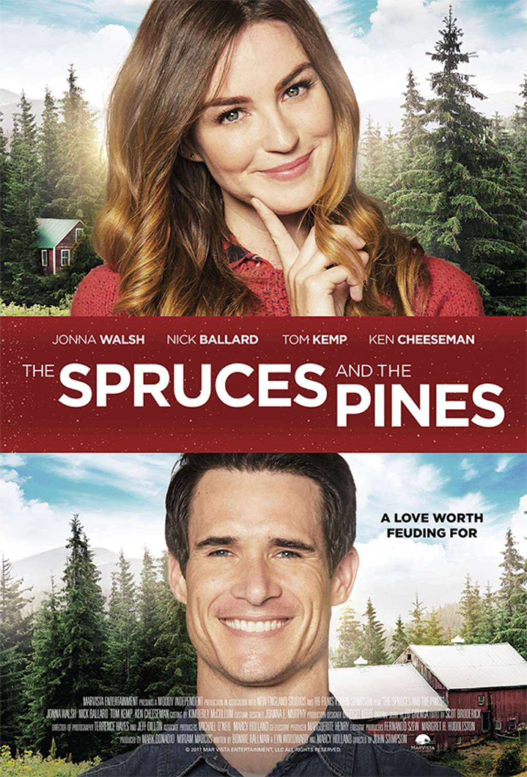 The Spruces and the Pines kapak