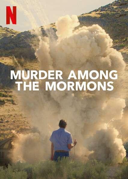 Murder Among the Mormons kapak
