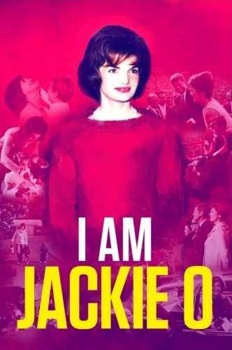 I Am Jackie O kapak
