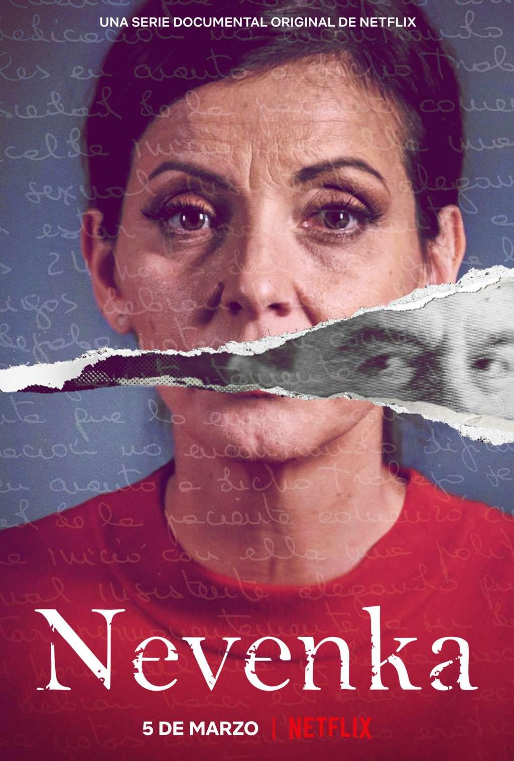 Nevenka: Breaking the Silence kapak