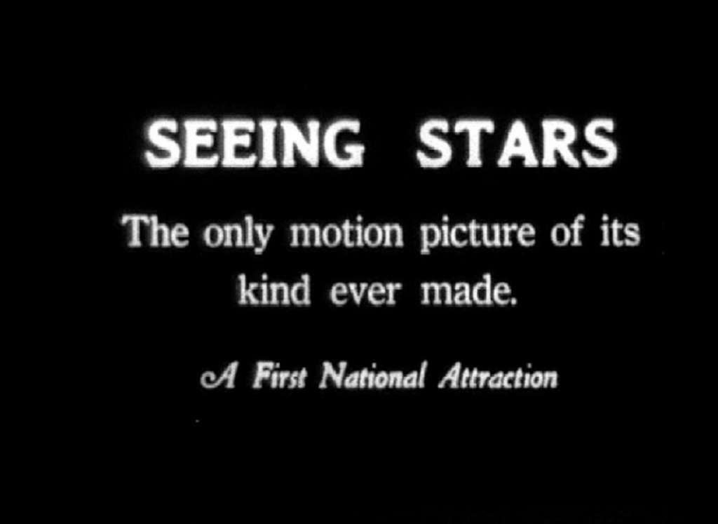 Seeing Stars kapak