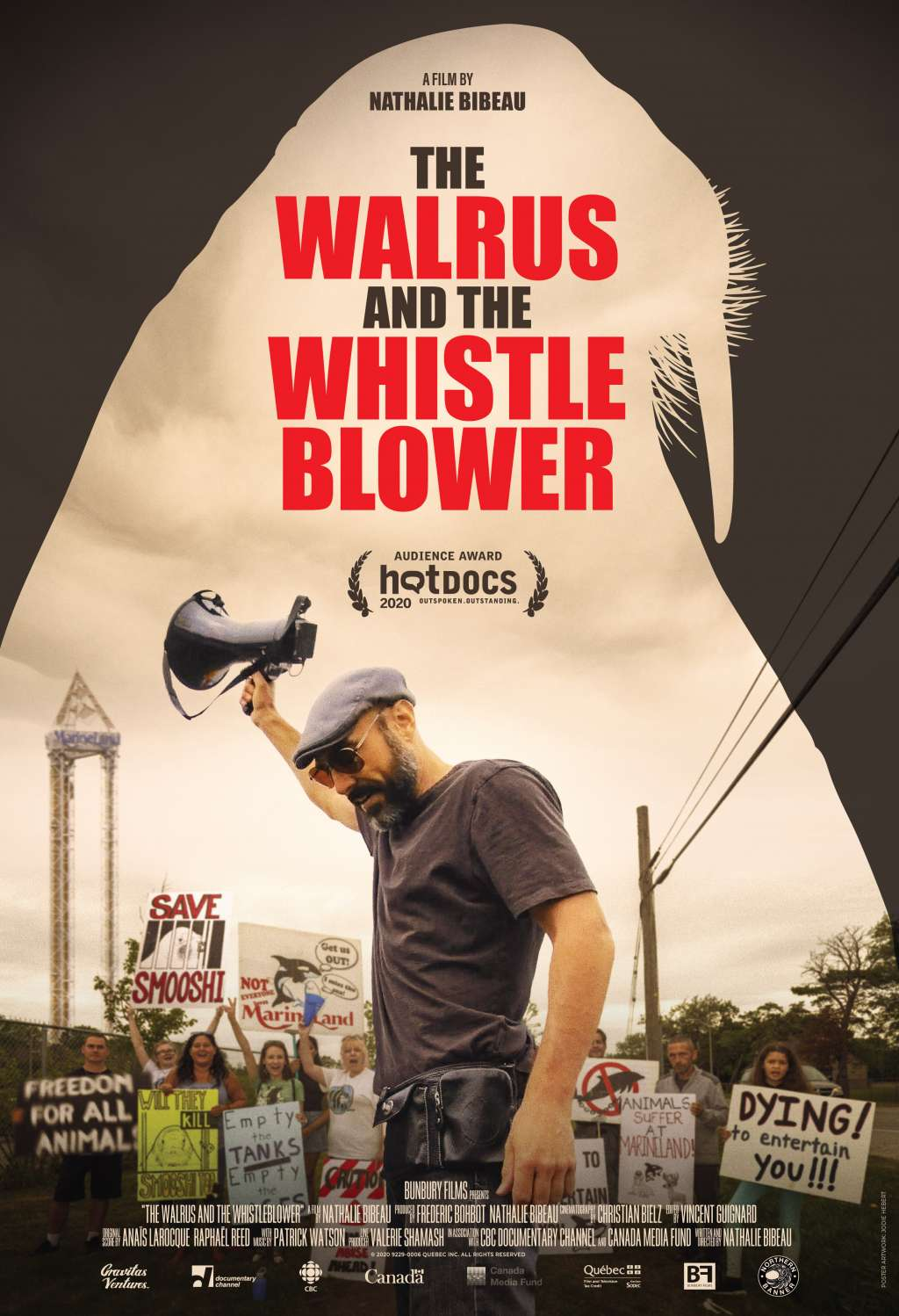 The Walrus and the Whistleblower kapak