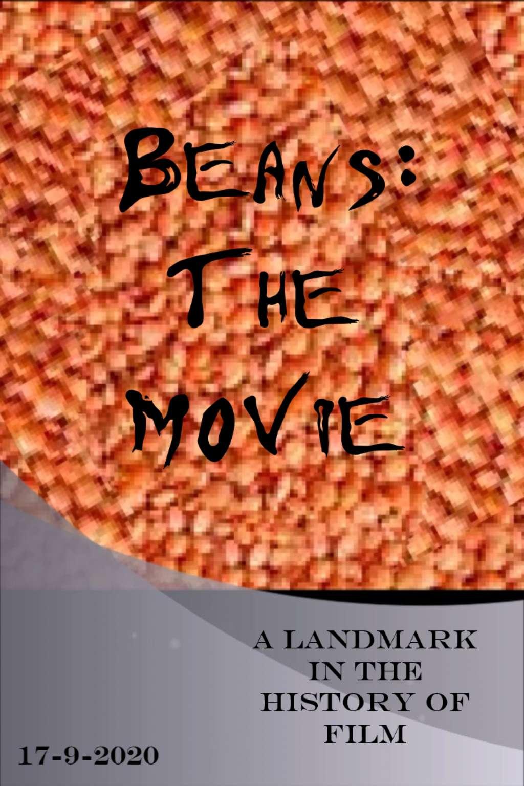 Beans: The Movie kapak
