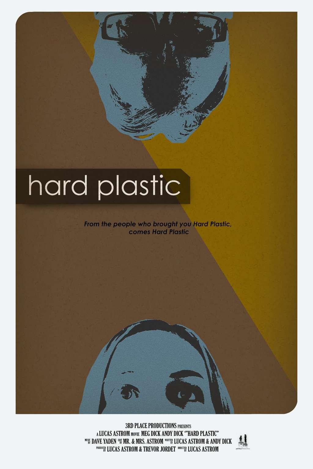Hard Plastic kapak