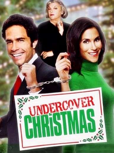 Undercover Christmas kapak