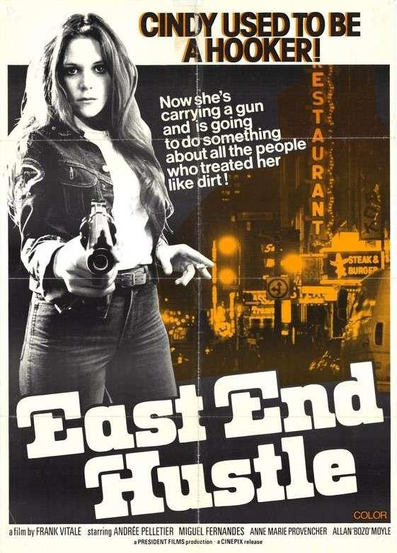East End Hustle kapak