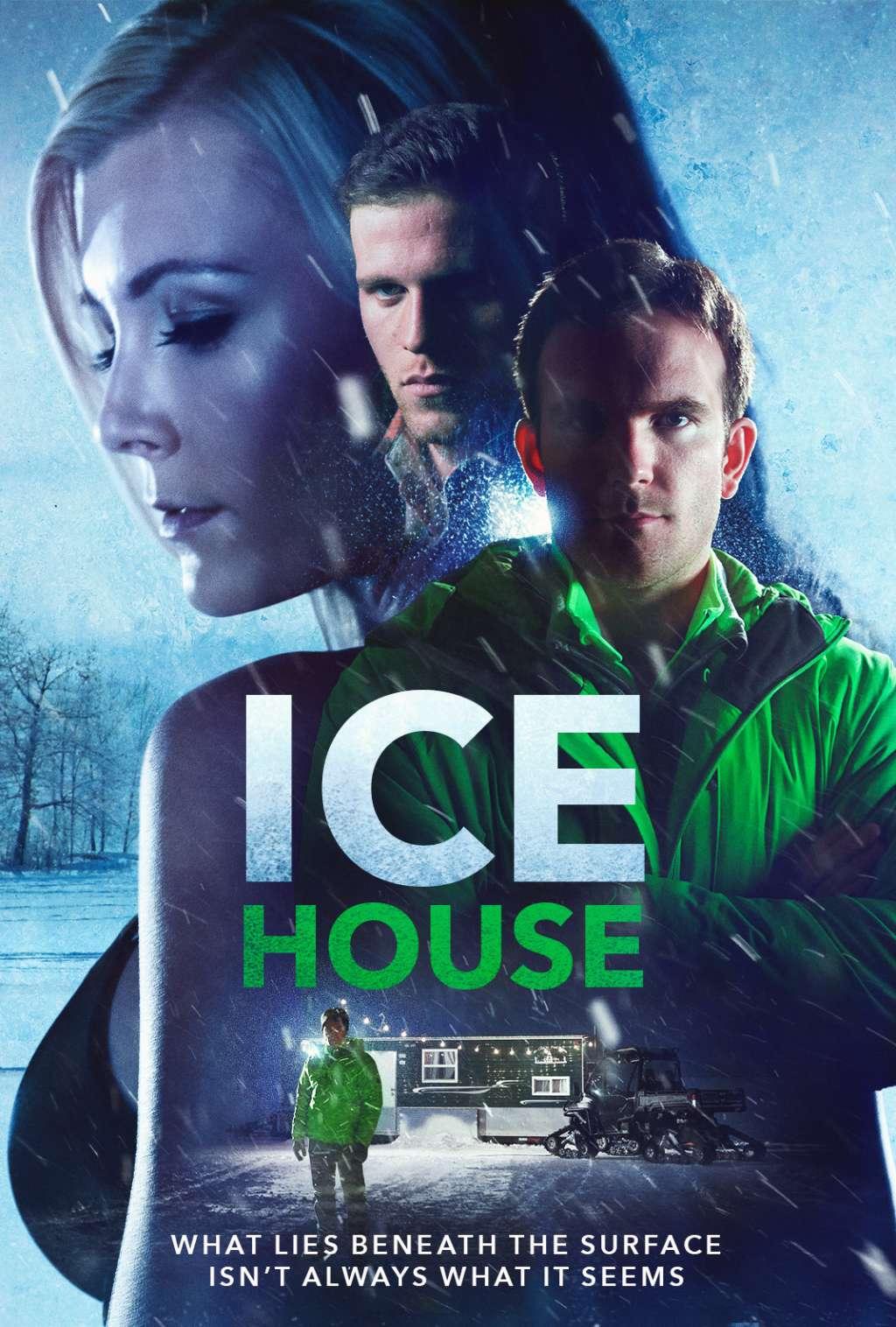 Ice House kapak