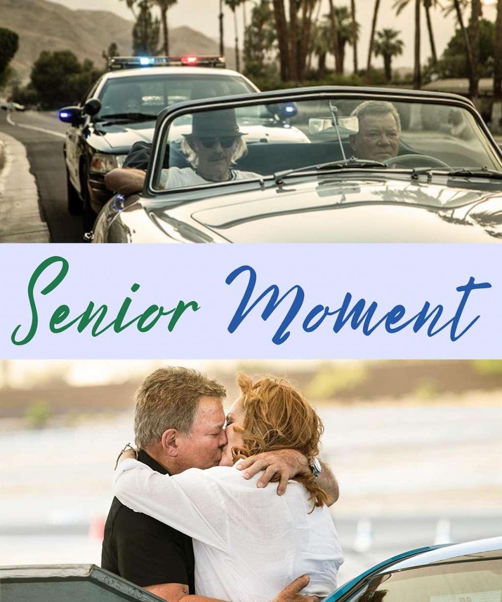 Senior Moment kapak
