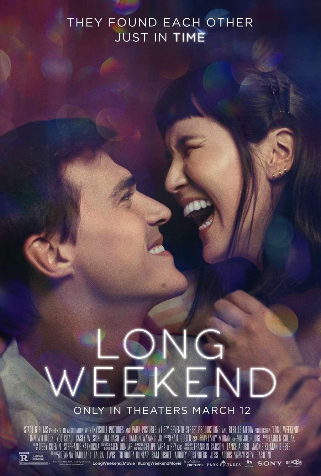 Long Weekend kapak