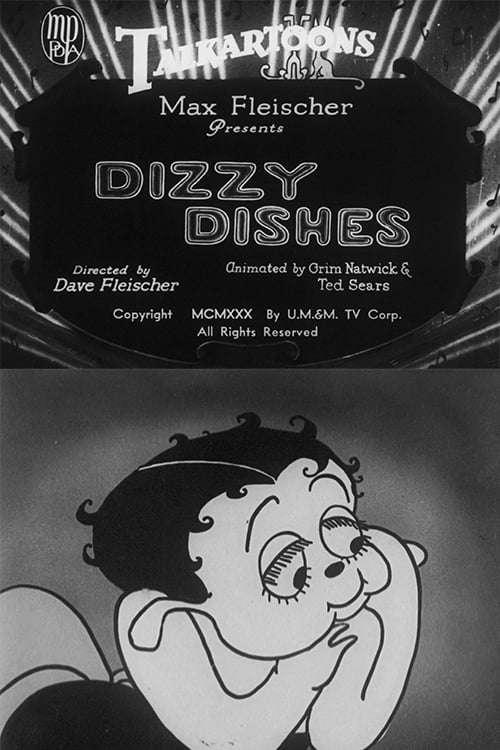 Dizzy Dishes kapak