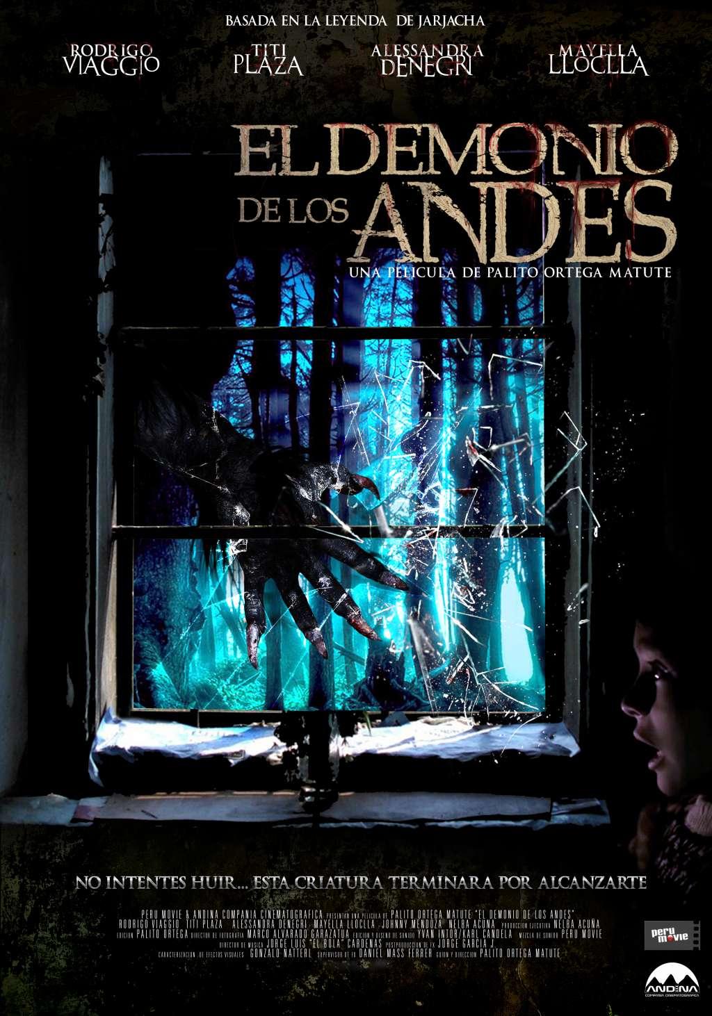 El Demonio de los Andes kapak
