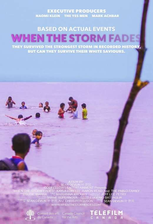When the Storm Fades kapak