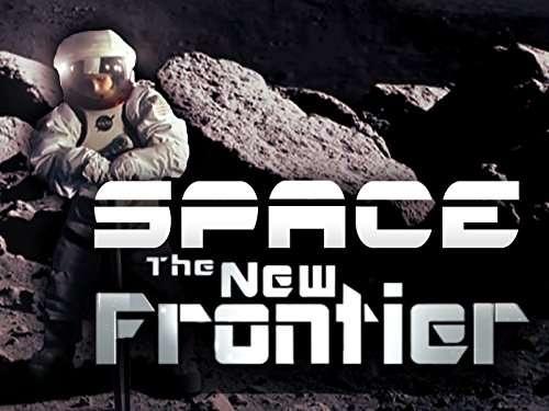 The New Frontier kapak