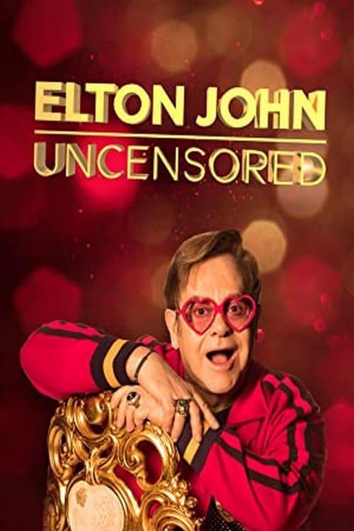 Elton John: Uncensored kapak
