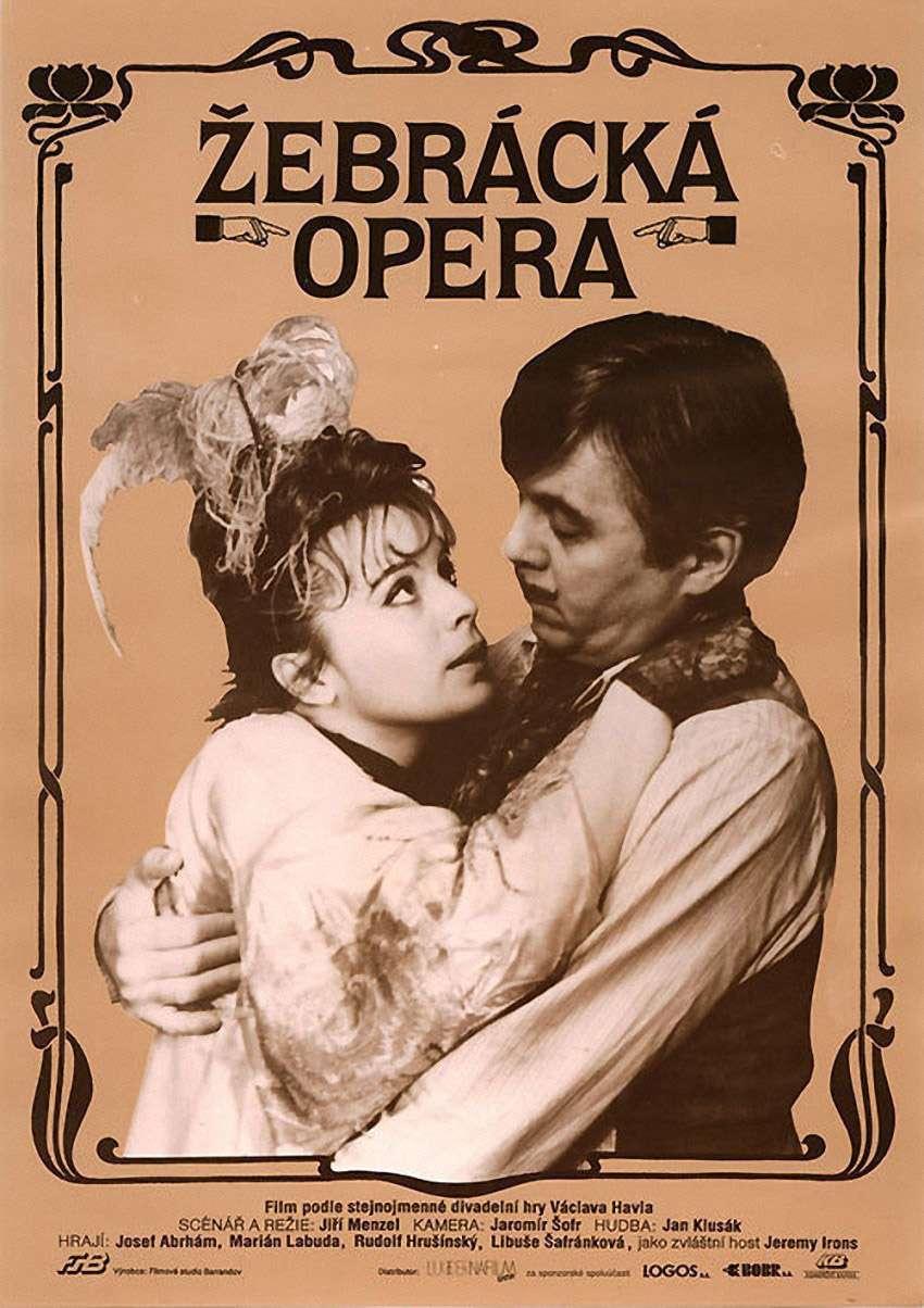 The Beggar's Opera kapak