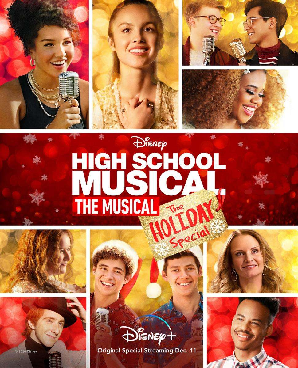 High School Musical: The Musical: The Holiday Special kapak