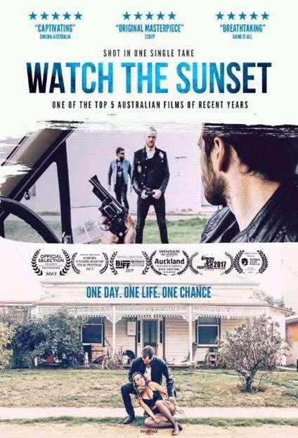 Watch the Sunset kapak