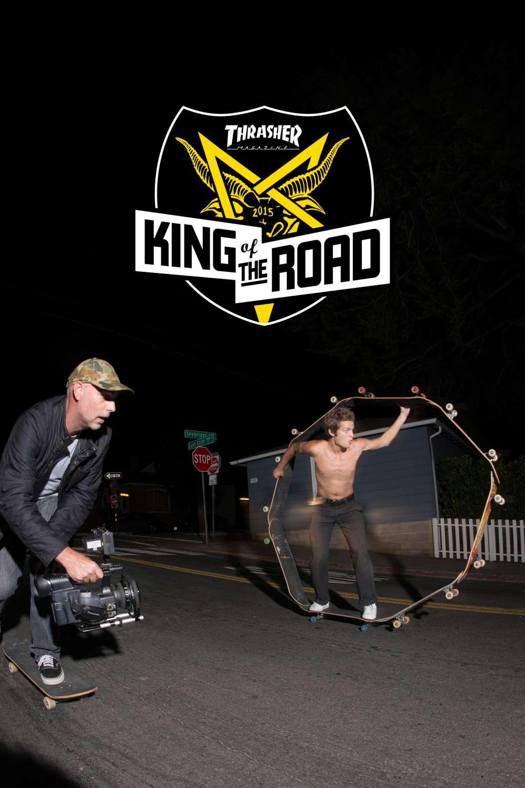 King of the Road kapak