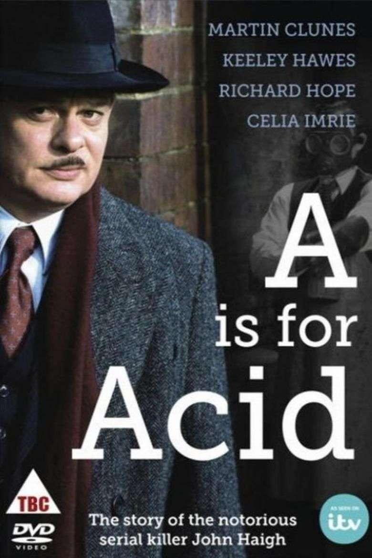 A Is for Acid kapak