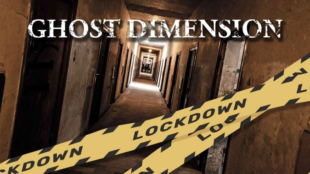Ghost Dimension Lock Down kapak