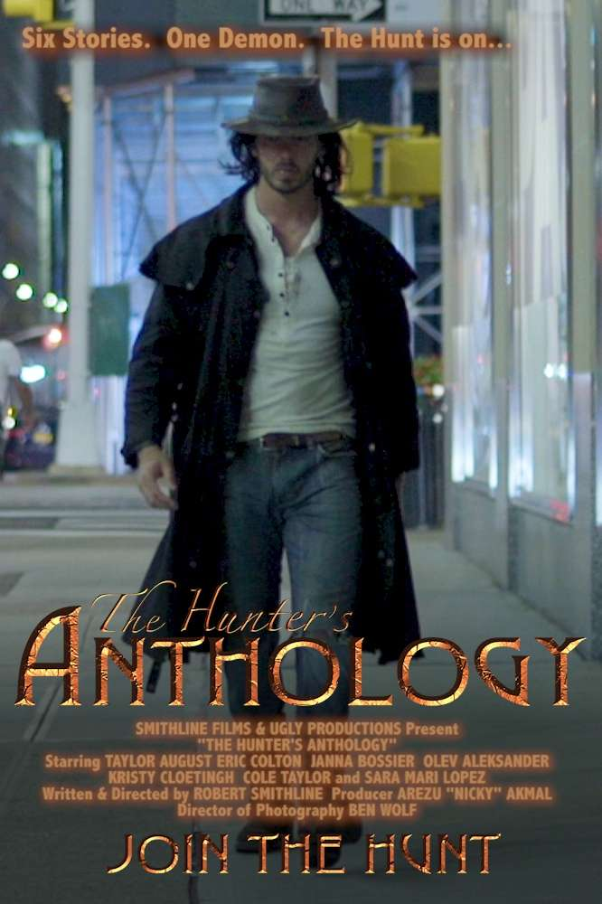 The Hunter's Anthology kapak