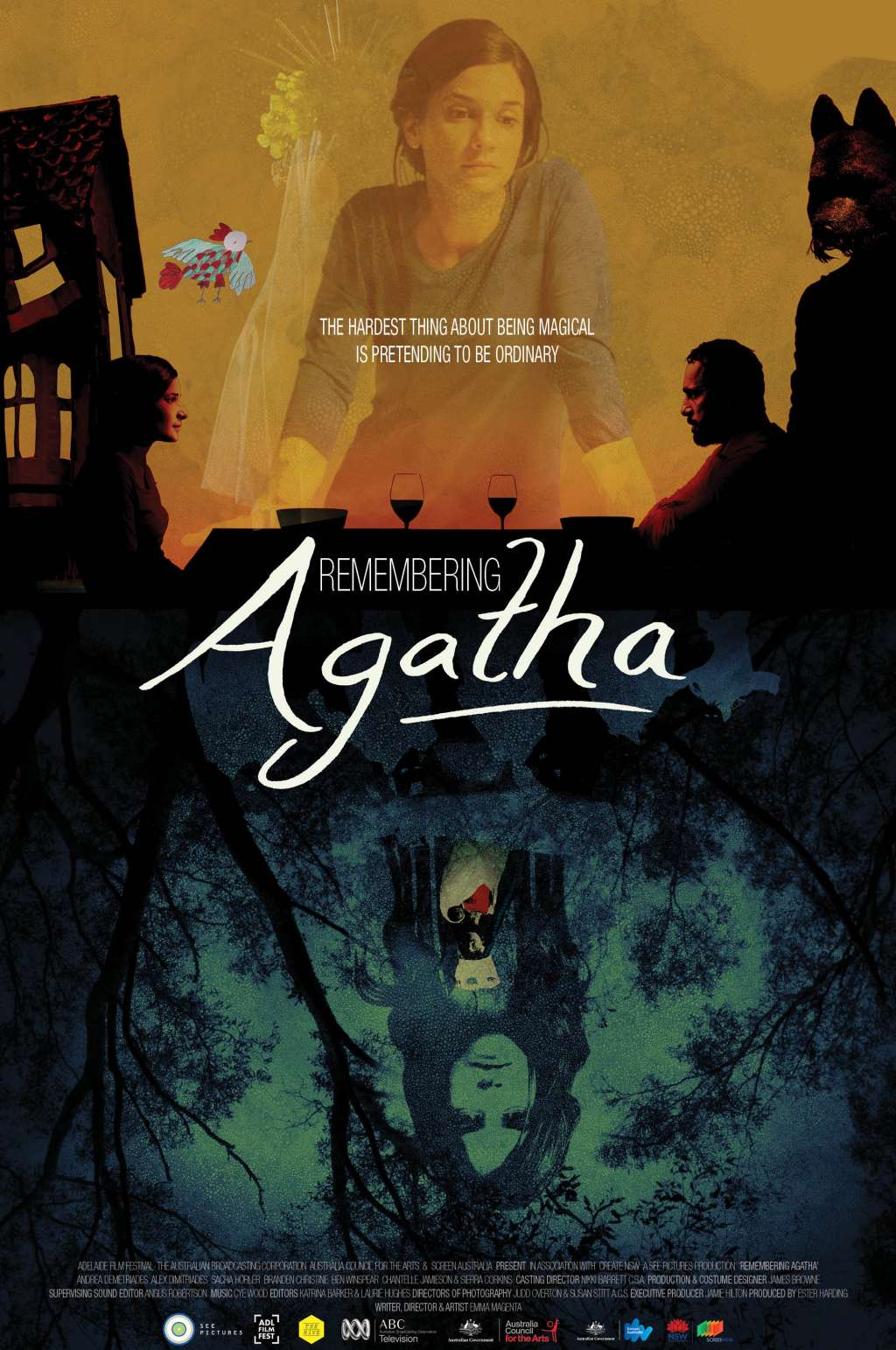 Remembering Agatha kapak