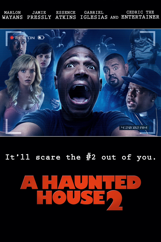 A Haunted House 2 kapak