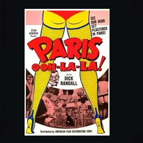 Paris Ooh La La kapak