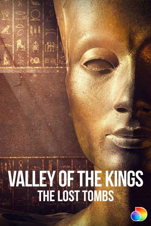 Valley of the Kings: The Lost Tombs kapak