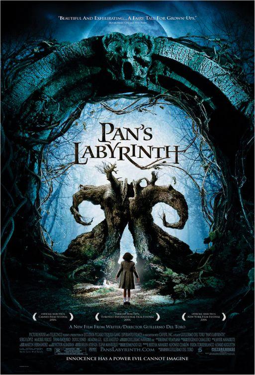 Pan's Labyrinth kapak