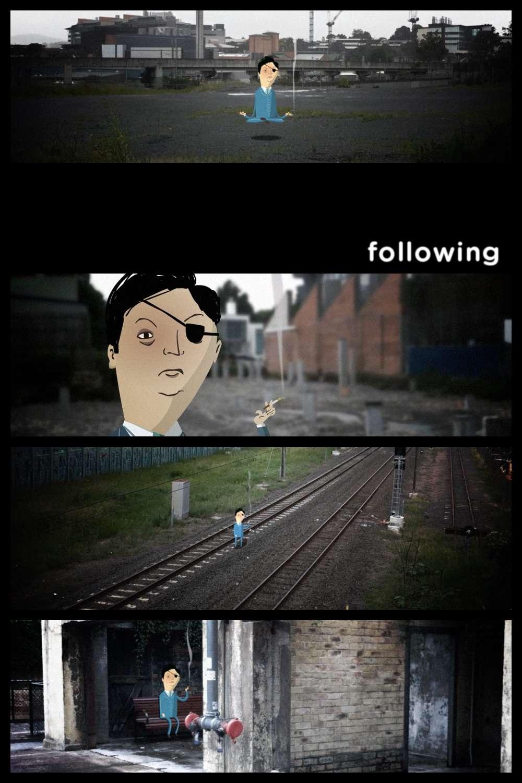 Following kapak