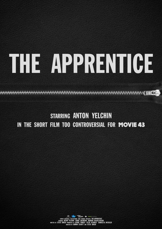 The Apprentice kapak