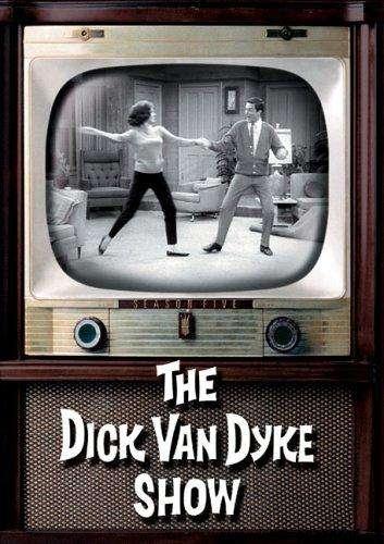 The Dick Van Dyke Show kapak