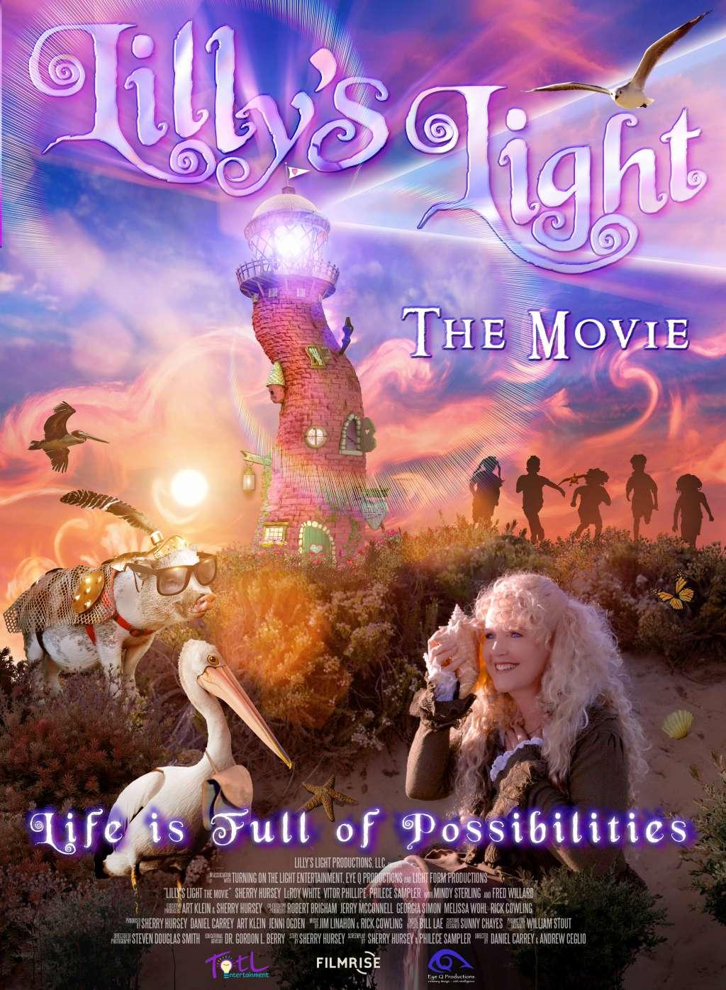 Lilly's Light: The Movie kapak