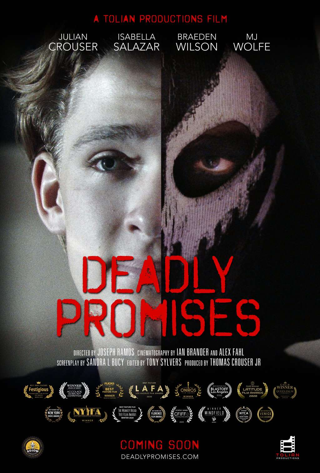 Deadly Promises kapak